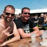 DOA2012 - Lukas Bergman voor AllMetalFest