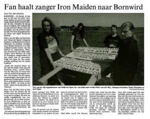 Artikel Dokkem LC 18 juli 2002