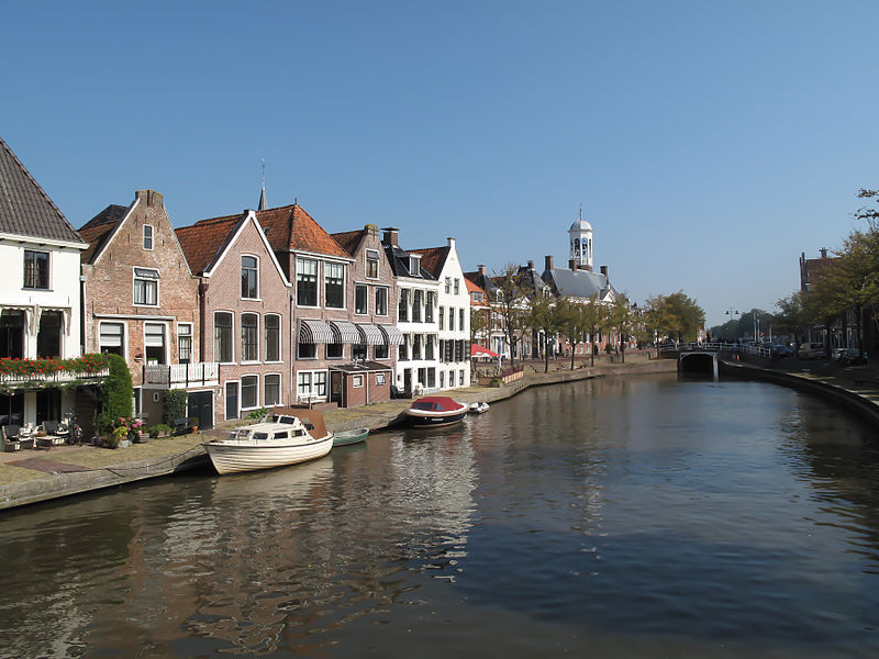 Dokkum - Michiel Verbeek - Wiki Creative Commons A-SA