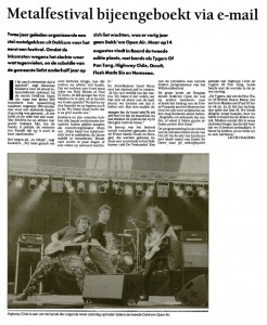 Artikel Dokkem LC 6 aug 2004