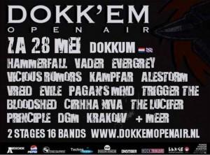 Flyer Dokkem 2012