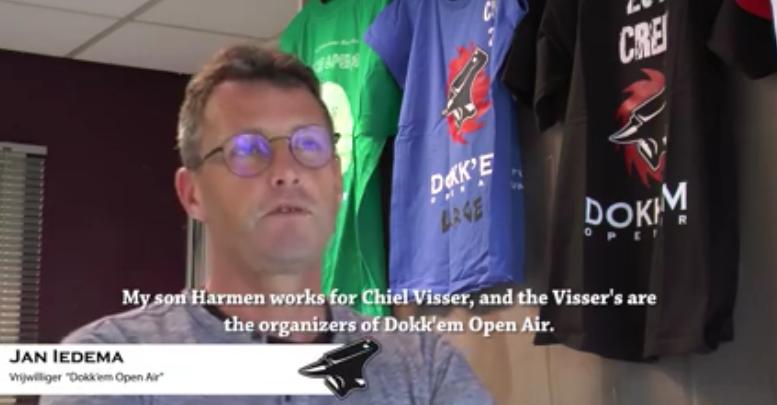 DOATV10 - Vrijwilliger Jan Iedema