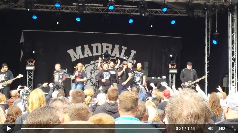Madball & the Madball Backup Band