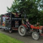 De enige echte Dokk'em Praalwagen! (foto: Paul Lezwijn)