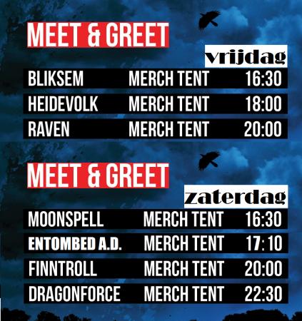 Meet&Greet update 1